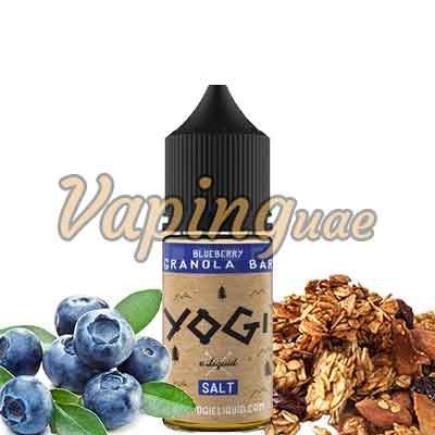 Yogi Eliquid - Blueberry Granola