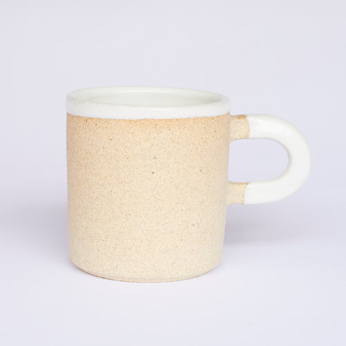 Buffalo Tooth & Sand Mug