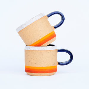 Camping at Sunset Mug (seconds)