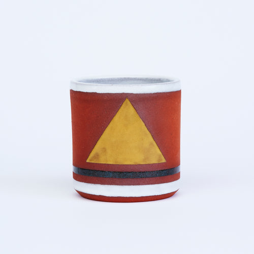 Golden Triangle Tumbler