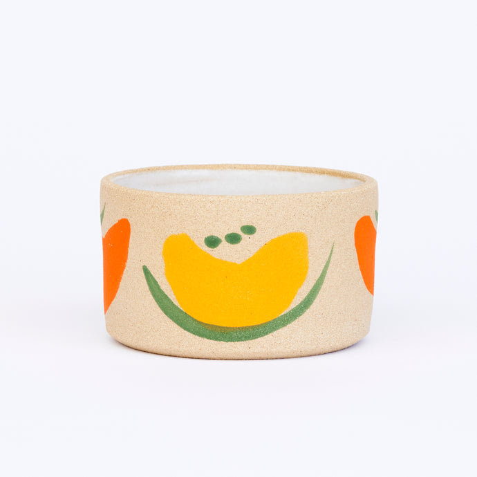 Citrus Party Snack Bowl