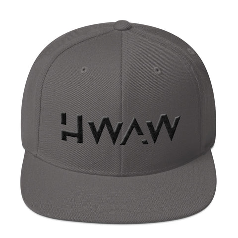 Future-ish Snapback Hat (Gray)
