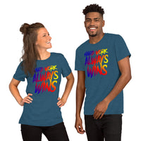 Splash Rainbow T-Shirt