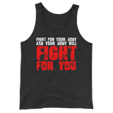 FIGHT FOR YOU  Tank Top