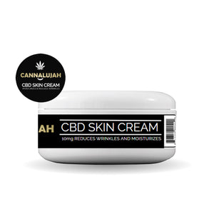Cannalujah™ Nano Enhanced CBD Skin Cream