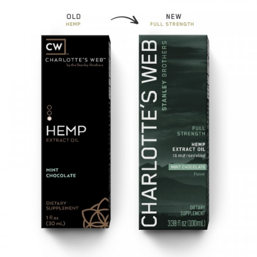CHARLOTTE'S WEB FULL STRENGTH CBD OIL, CBD Oil,Charlotte's Web,CANNALUJAH