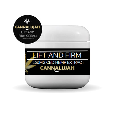 Cannalujah™ Nano Enhanced CBD Lift And Firm Cream