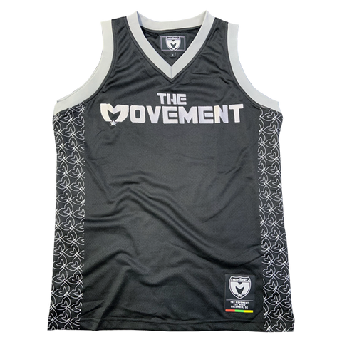 The Movement Fully Embroidered Jersey