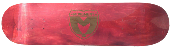 The Movement Skate Decks