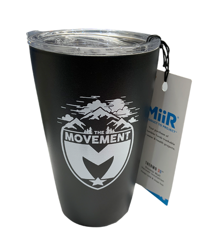 Movement x Miir Insulated Tumblers