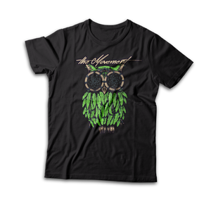 Girls Owl Tee