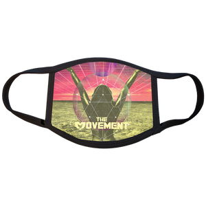 The Movement Sublimated Face Mask