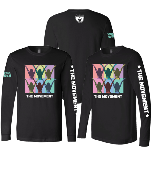 Ways Of The World Worhol Long Sleeve