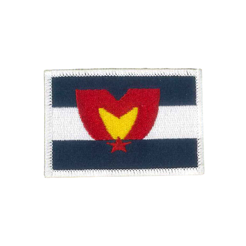 Colorado Flag Patch