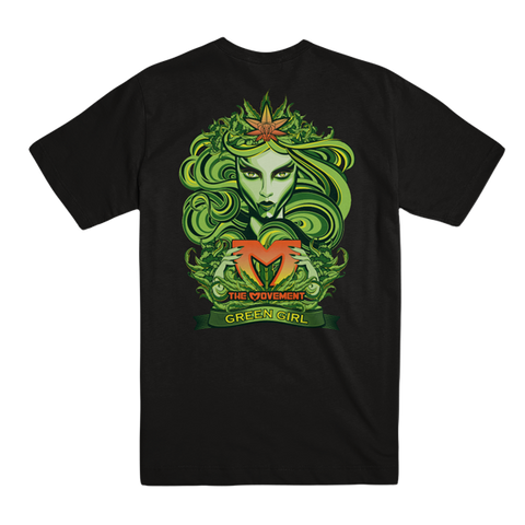 The Green Girl Tee