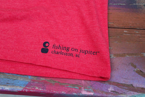 Big Jig Tee - Vintage Red