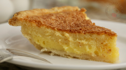 Buttermilk Chess Pies