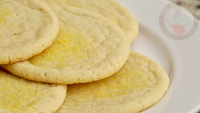 Sinful Sugar Cookies