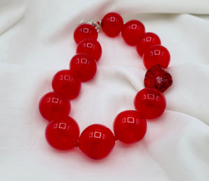 Cherry Pop Necklace