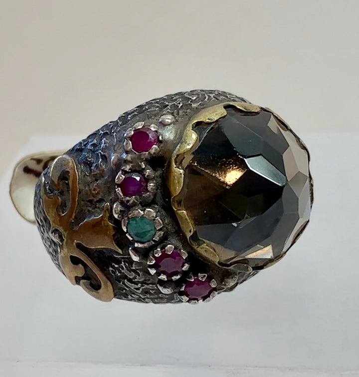 Turkish Topaz Ring