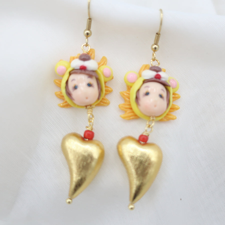 Sweet Dolly Earrings
