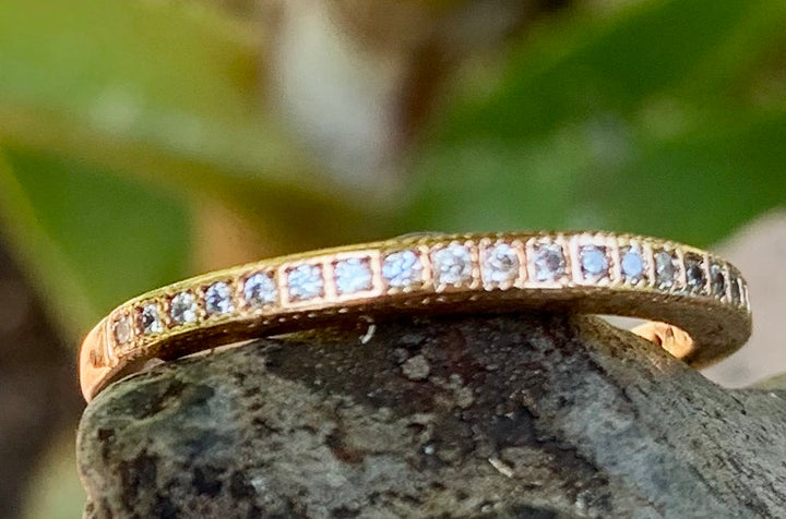 Tiny Eternity Ring