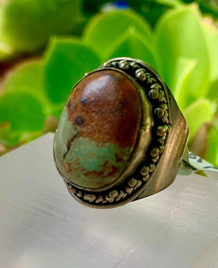 Organic Turquoise from Turkey