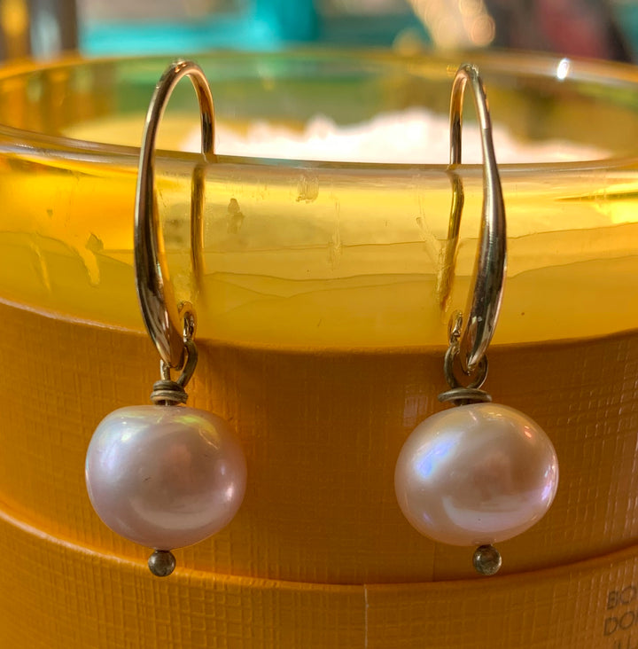 Blush Pearl and Golden Hook