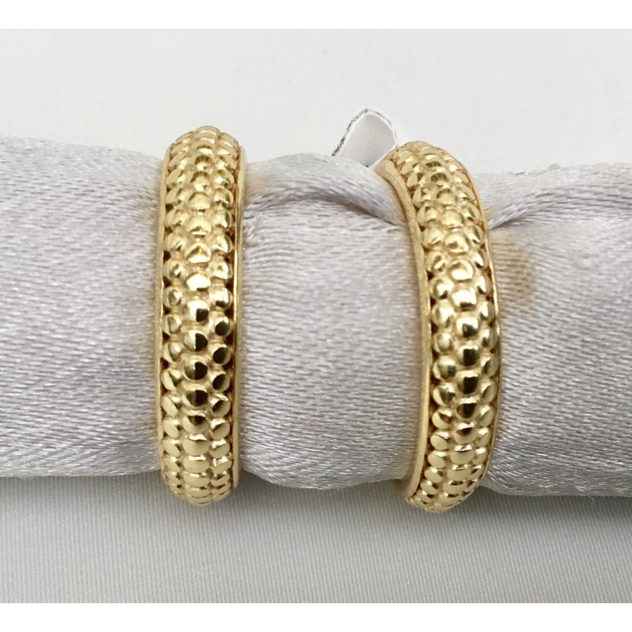 Stackable Gold-Plated Rings