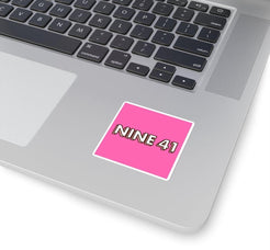 Load image into Gallery viewer, N41 Sticker PINK - Nine41