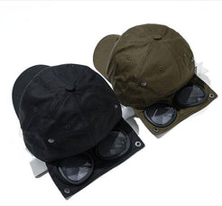Laden Sie das Bild in den Galerie-Viewer, Pilot Glasses Baseball Cap - Nine41