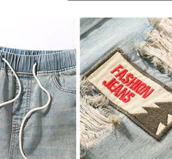 Load image into Gallery viewer, DENIM PANTS