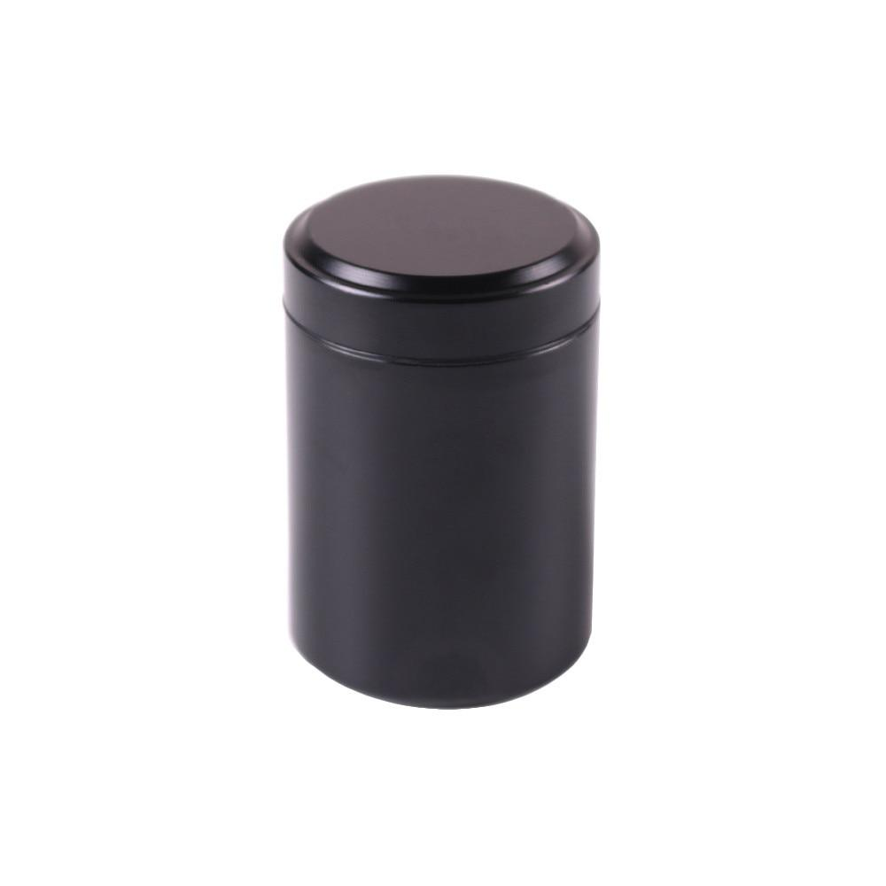 Aluminum Stash Jar - Black