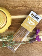 Load image into Gallery viewer, Gold Standard Organic Honey Stix - 7 Pack