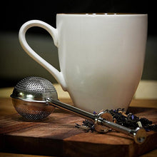 Load image into Gallery viewer, Stainless Steel Tea Steeper