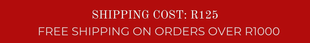 BUZZMEE COURIER COST R125 AND FREE SHIPPING ON ALL ORDERS OVER R1000 IN SOUTH AFRICA