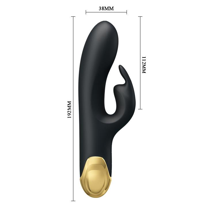 Gold Rabbit Vibrator
