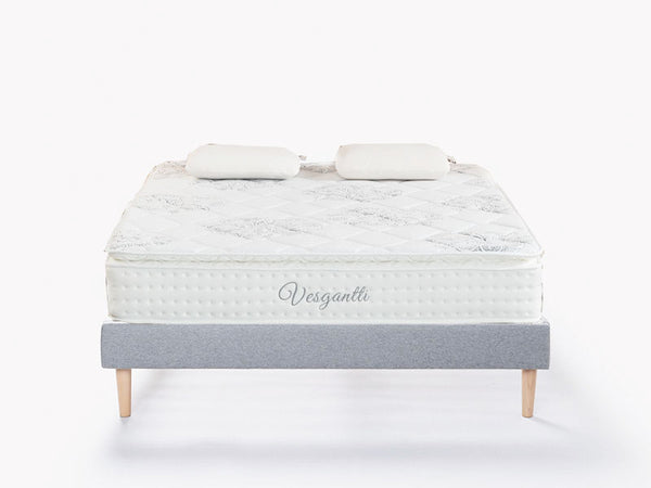 Best Hybrid Mattress of 2018 In a box,free shipping |vesgantti