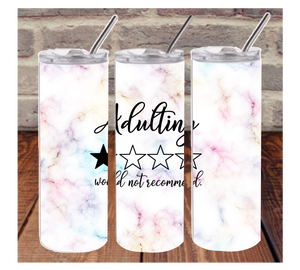 Adulting Review Digital Design