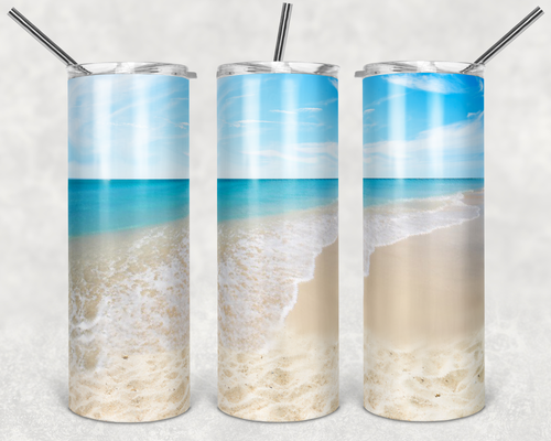 Scenic Beach Digital Design