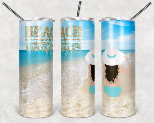 Beach Therapy Digital Design