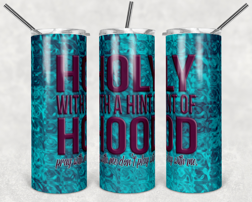 Holy with a hint of hood Digital Design