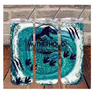 Motherhood is a walk in the park Digital Design