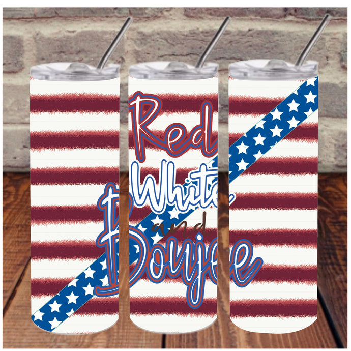 Red White and Boujee Digital Download