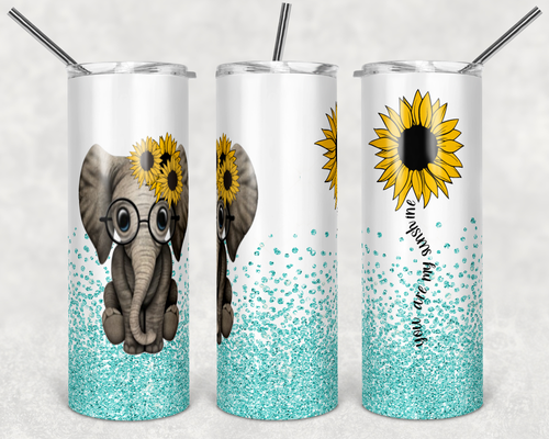 You are my sunshine elephant Digital Design