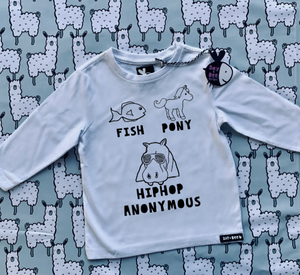 Fish Pony Hiphopanonymous