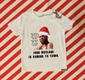 John McClane is Coming To Town.