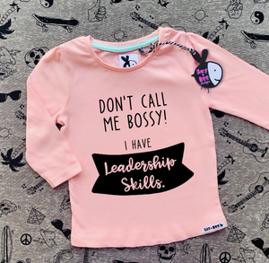 Don't Call Me Bossy!
