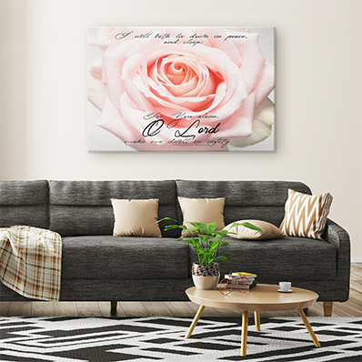 Gallery Quality Framed Canvas Art