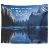 Be still, and know that I am God ~Psalm 46:10~ - Meditate Healing Christian Store